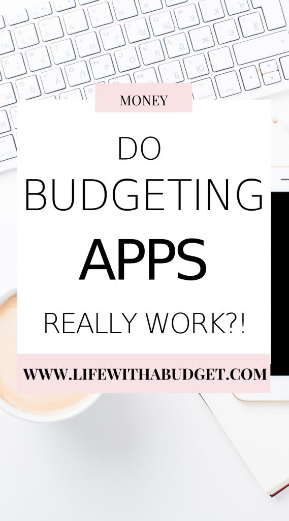 understanding budgeting apps