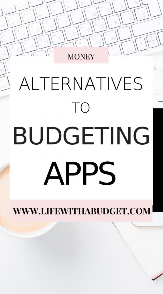 alternative budget apps