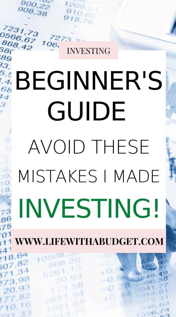what are common investing mistakes