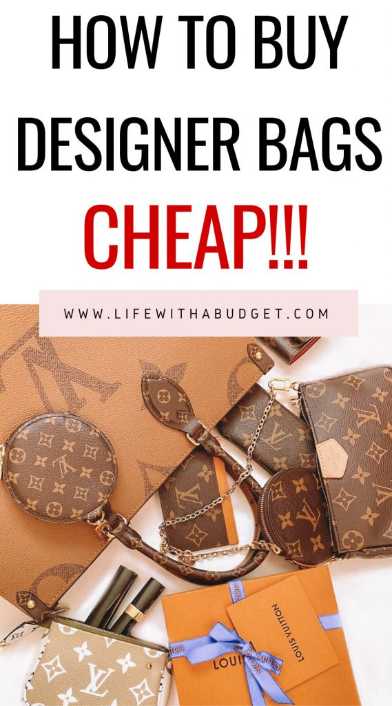 buy designer bags cheap