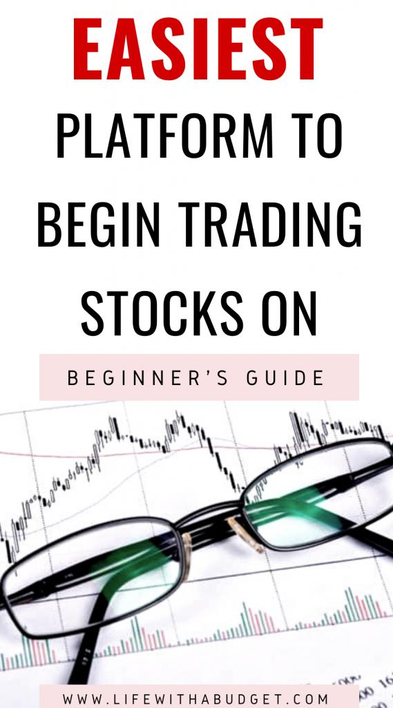 best trading platform for first time investors