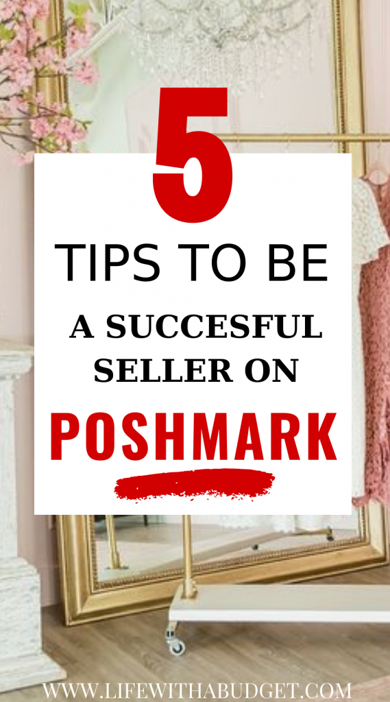 best tips for selling on poshmark