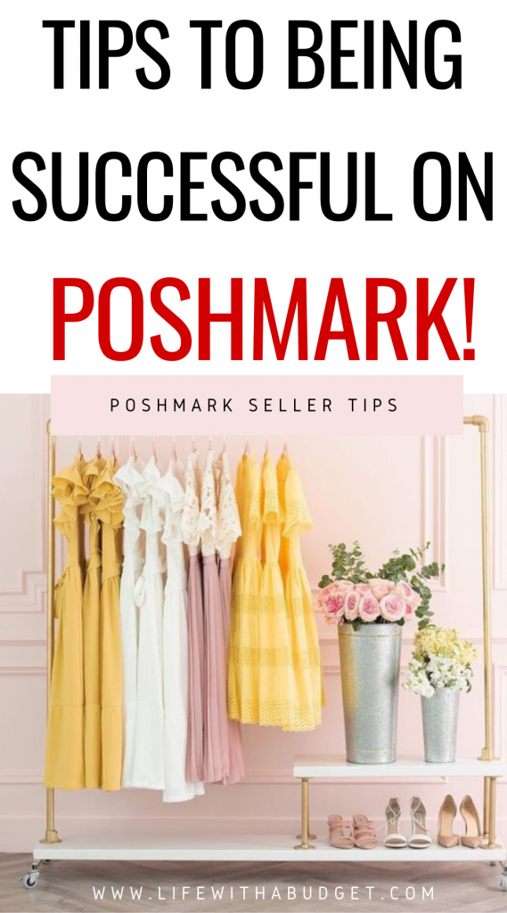 how to be a successful poshmark seller