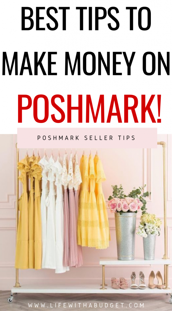 secret to making money on poshmark