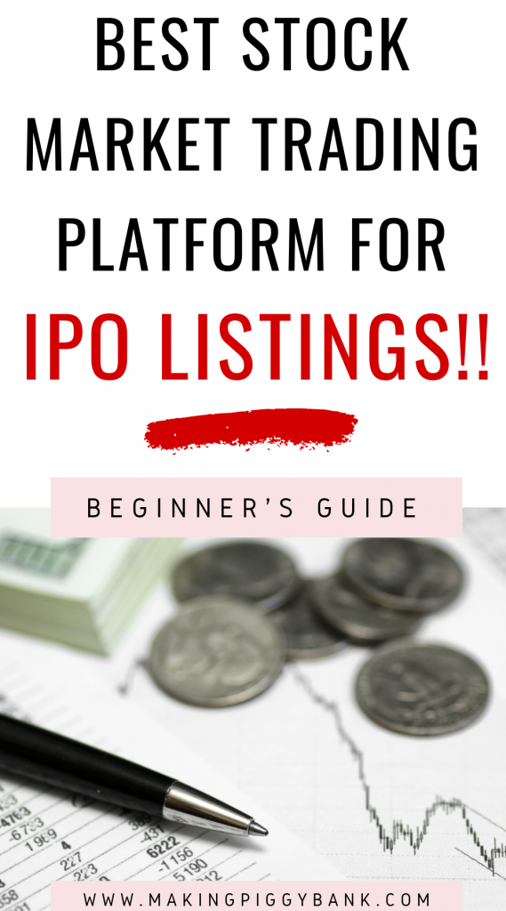 How to buy an IPO listing price